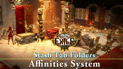 PoE New Stash Tab Systems